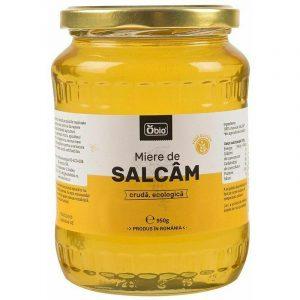 miere de salcam